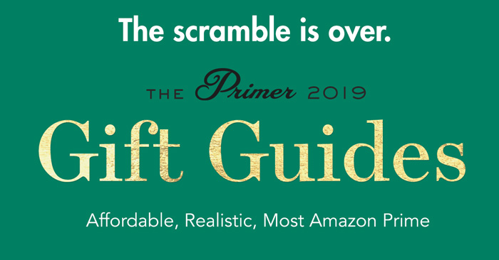 2019 gift guides