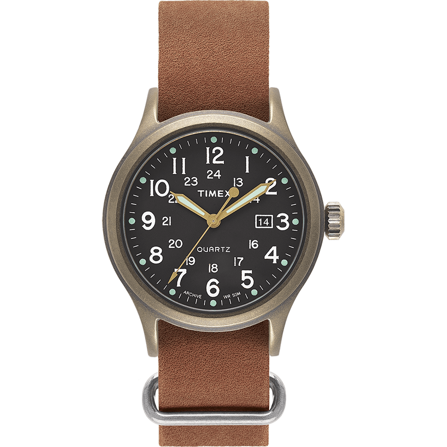 O acessível Timex Allied 40mm Watch